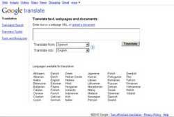 penerjemah google