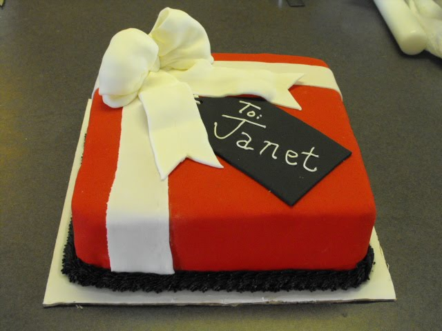All Things Sweet Happy Birthday Janet