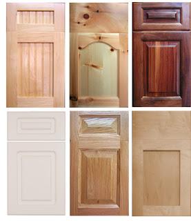 Decorating Kitchen Cabinet Doors