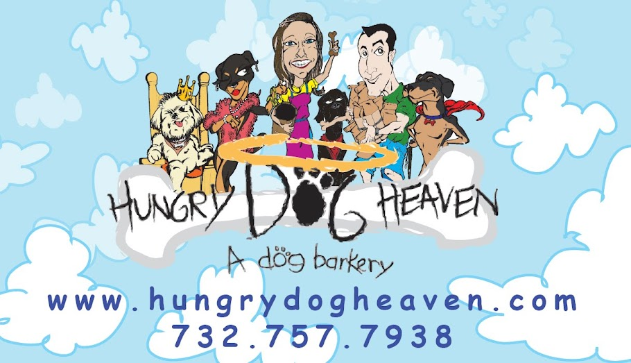 Hungry Dog Heaven - A Dog Barkery