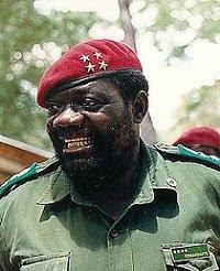 Savimbi (Fundador da UNITA)