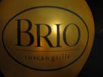 Dinner at 'Brio'
