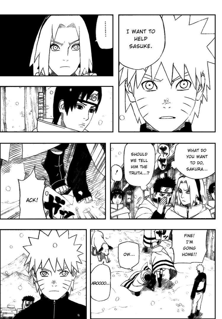 Read Naruto 470 Online - 05