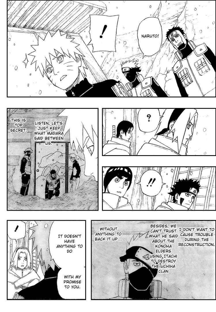 Read Naruto 470 Online - 04