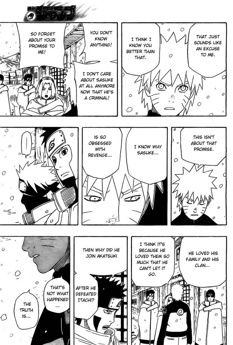 Read Naruto 470 Online - 03