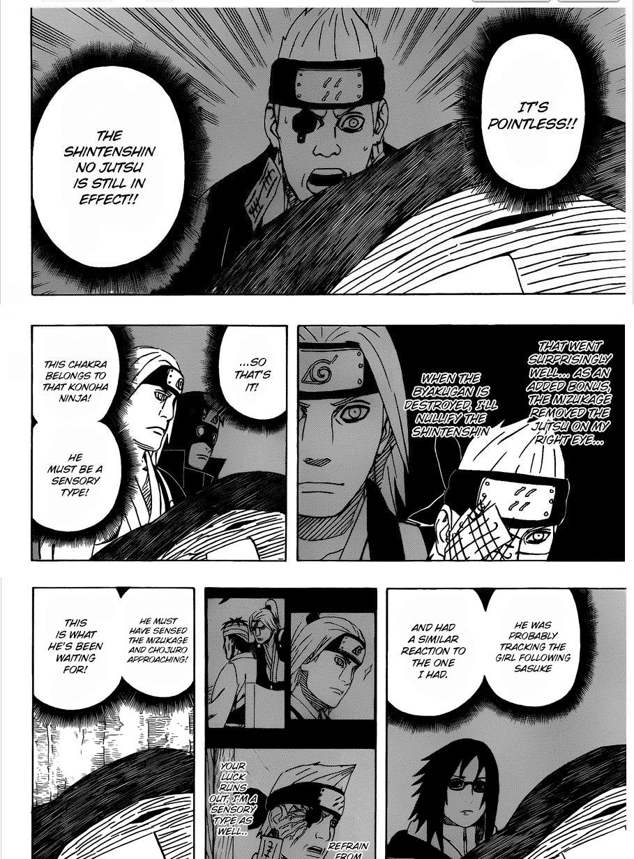 Read Naruto 473 Online | 13 - Press F5 to reload this image