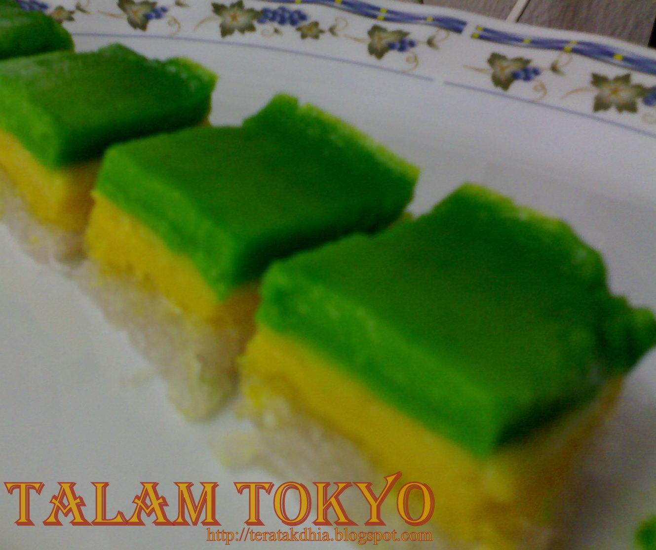 Yuslindhia Zamani: Talam Tokyo / Talam Suun