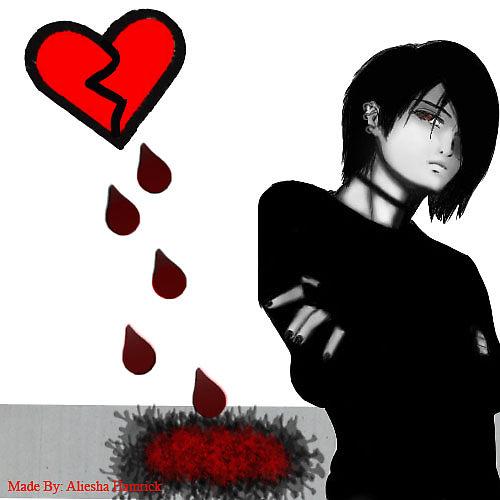 emo love heart pictures. emo love heart broken. secara