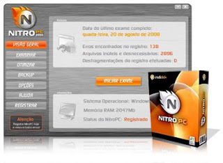 NitroPC2009Crack Nitro PC 2010 + Serial