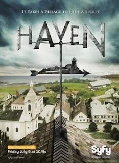 Filme Poster Haven S01E01 HDTV RMVB Legendado-Telona