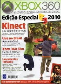 Download Revista Xbox 360 – Julho 2010 Baixar