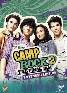 Filme Poster Camp Rock 2 - The Final Jam DVDRip H.264 Legendado