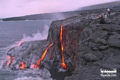 أعنف ثورات بركانية في التاريخ 7