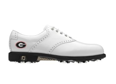 UGA golf shoes.