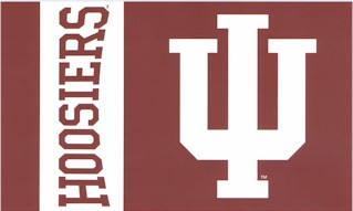 Indiana Hoosiers pool table accessories