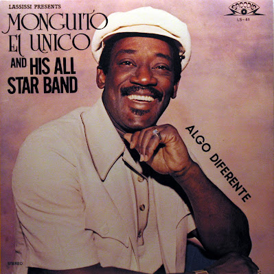 Lassissi presentsMonguito el Unico and his All Star Band -Algo Diferente, Sacodis 1980