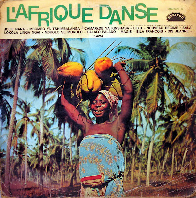 l'Afrique Danse No 3 - Various Artists,african 360.003