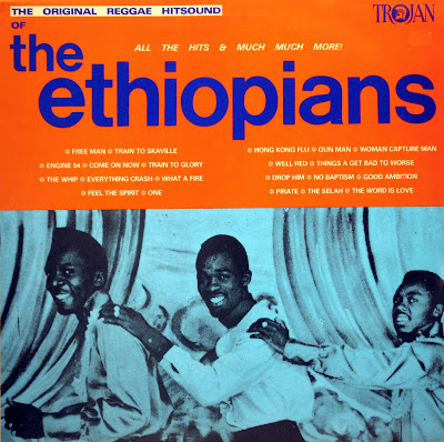 The Ethiopians - The Original Reggae Hitsound,Trojan 1986