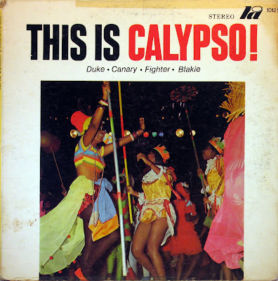 This is Calypso - Duke, Canary, Fighterand Blakie, RA 1968