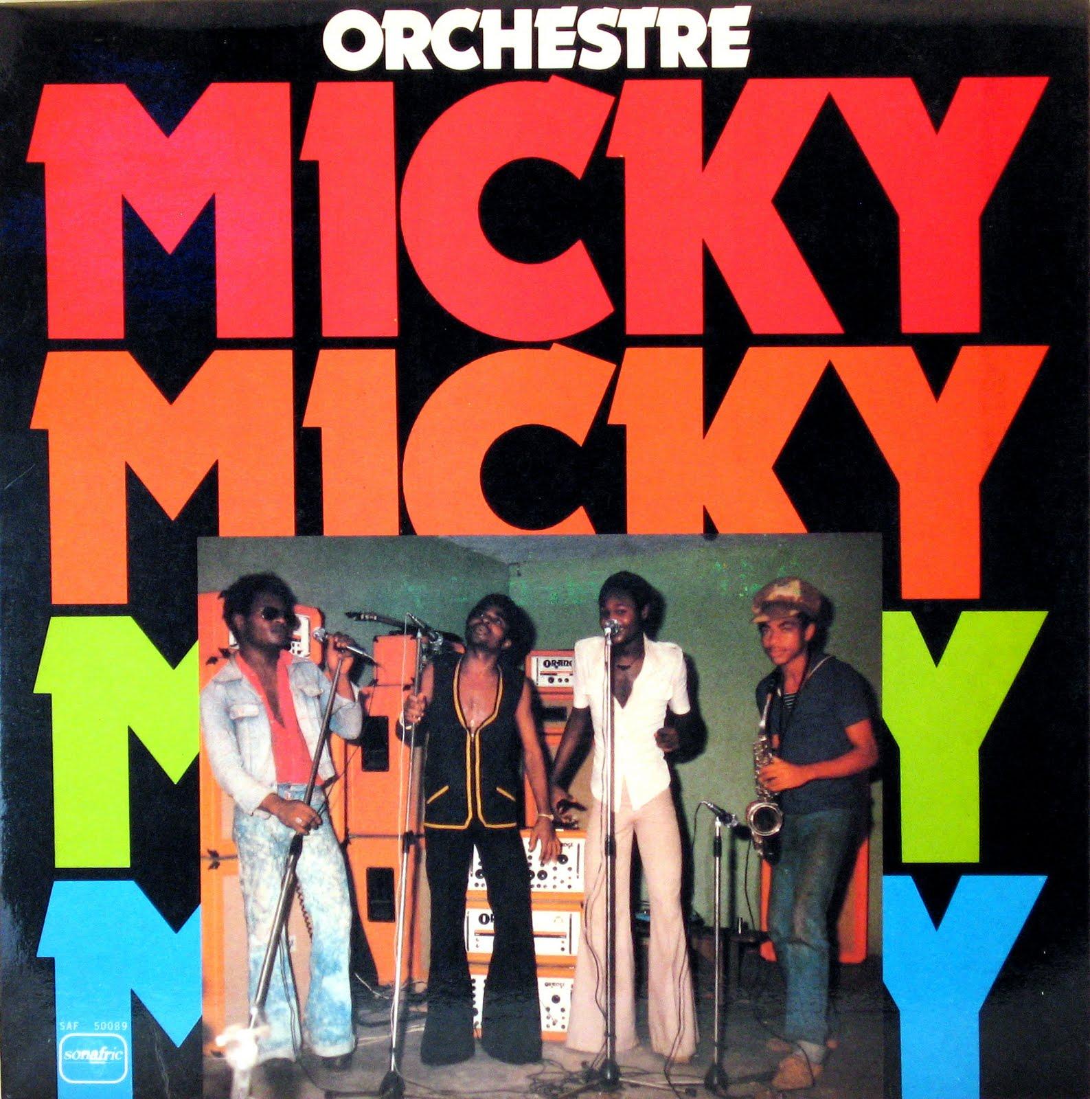 Orchestre Micky Micky Bandumba Cobra BC 180