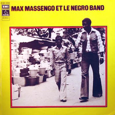 Max Massengo et le Negro Band,PathГ© Marconi / EMI 1976