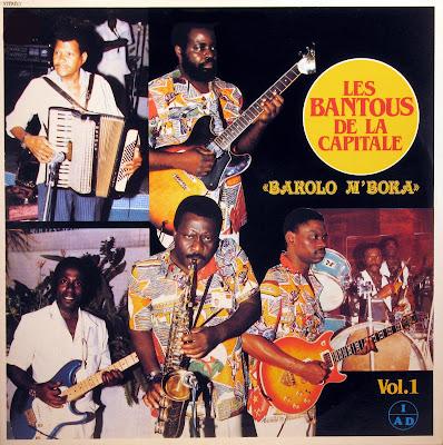 Les Bantous de la Capitale - Bakolo m'boka vol.1IAD 1984