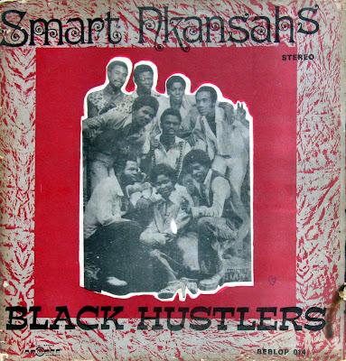 Smart Nkansah's Black Hustlers of Ghana,Apogee / Ambassador