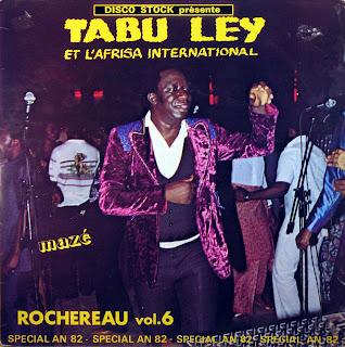Rochereau vol.6,Tabu Ley et l'Afrisa International - MazГ©,Special An '82, Disco Stock 1982