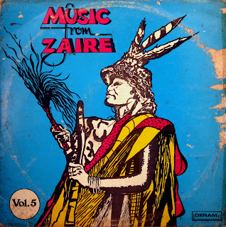 Music from ZaГЇre - Various Artists,Deram 1978