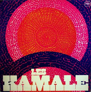 Les Kamale,Sonafric 50.087, 1979