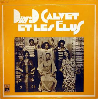 David Calvet et les Elus,PathГ© Marconi / EMI 1978