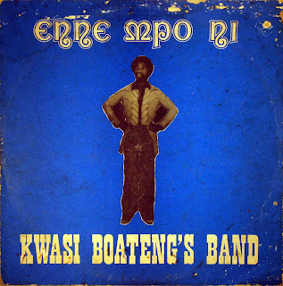 Kwasi Boateng's Band - Enne Mpo Ni,Continental