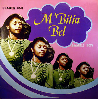M'Bilia Bel - Bameli Soy,Leader Records 1987