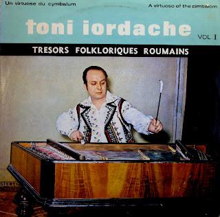 Toni Iordache -Tresors Folkloriques Roumains vol.1,Electrecord 1970