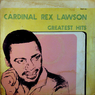 Cardinal Rex Lawson & his Majors Band of Nigeria -Greatest Hits, Polygram / Polydor