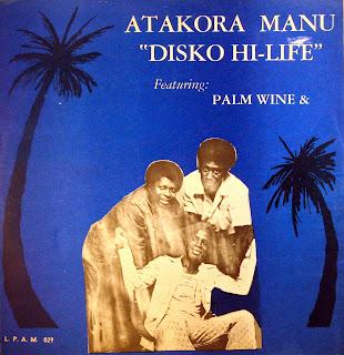 Atakora Manu - Disko Hi-life,Ambassador