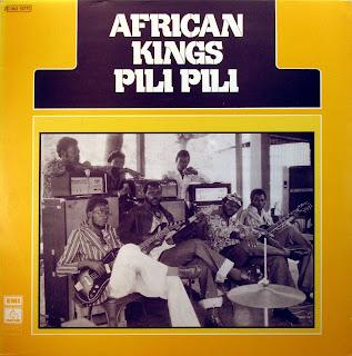 African Kings Pili Pili,PathГ© Marconi / EMI 19762 ( C062-15775 )