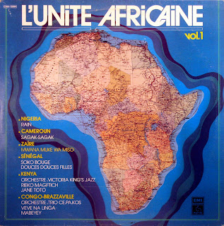 l'UnitГ© Africaine vol.1 - Various Artists,PathГ© Marconi / EMI 1978