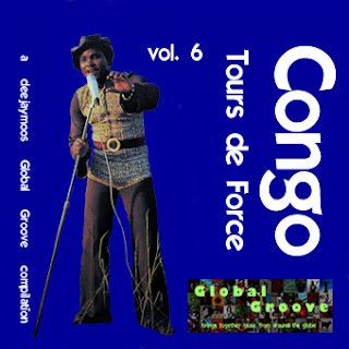 Congo, Tours de Force vol.6 - Various Artists