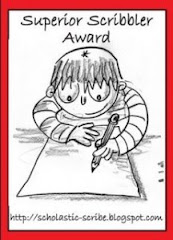 I've won a Superior Scribbler Award!