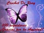 REGALO DE MI AMIGA ROSY POR SUS 100 SEGUIDORAS