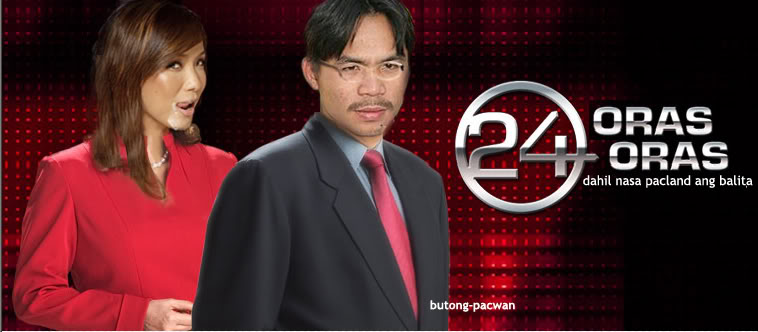 Manny Pacquiao In 24 Oras