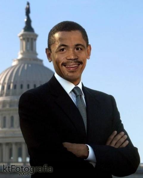 Manny Pacquiao As Barack Pacquiao Or Manny Obama?