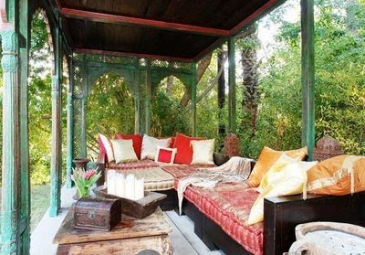Moroccan outdoor
