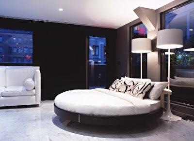 IKEA Round Bed