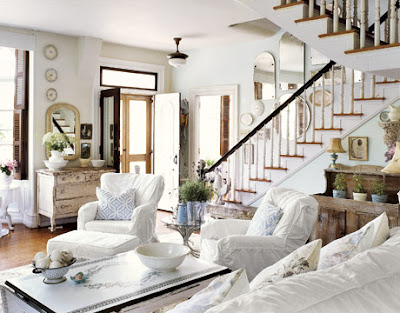 Pictures Country Style Living Rooms on Alkemie  Country Style Living Rooms
