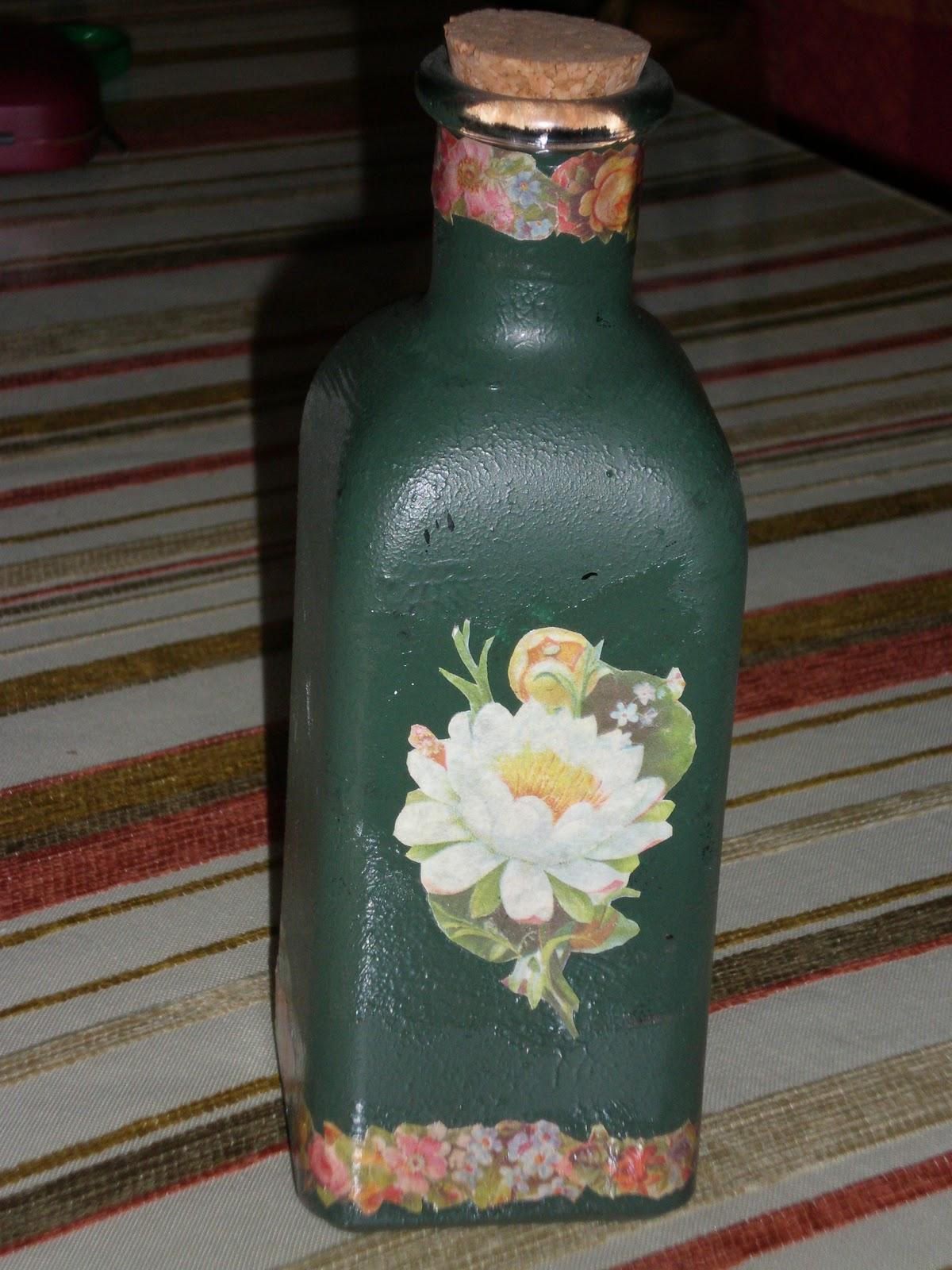 Decoracion de botellas bodas decoraciones para los - Decoracion de botellas ...