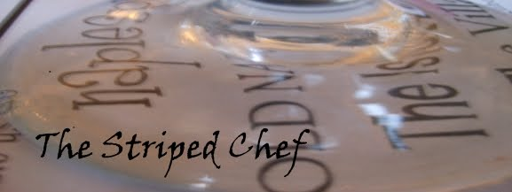 The Striped Chef Recipe Index