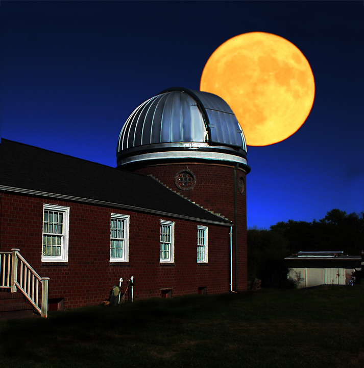 Custer Observatory Long Island