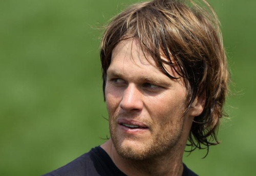 tom brady long hair pictures. tom brady long hair.